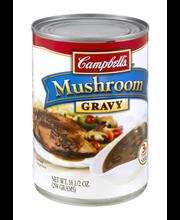 Campbell's Mushroom Gravy 10.5 oz.