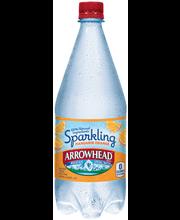 ARROWHEAD Brand Sparkling Mountain Spring Water, Mandarin Ora...