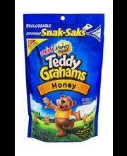 Nabisco Mini Teddy Grahams Honey Graham Snacks 8 oz. Snak-Sak