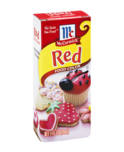 McCormick® Red Food Color, 1 fl oz