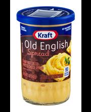 Kraft Old English Sharp Cheddar Cheese Spread 5 oz. Jar