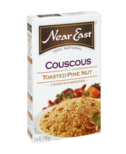 Near East® Toasted Pine Nut Couscous Mix 5.6 oz. Box