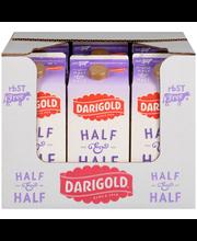 Darigold® Half & Half .5 gal. Carton