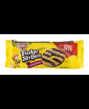 Keebler® Original Fudge Stripes™ Cookies 17.3 oz. Tray
