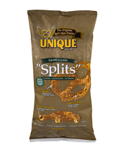 "Unique ""Splits"" Pretzels Multi-Grain"