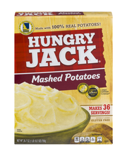 Hungry Jack Mashed Potatoes