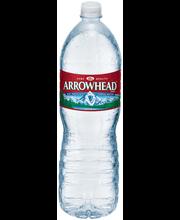 Arrowhead Mountain Spring Water 1.5L Plastic Bottle