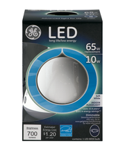 GE LED Soft White 65W Dimmable BR30 Bulb