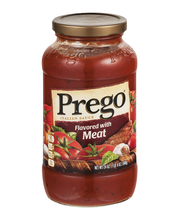 Prego Italian Sauce Flavored with Meat 24 oz.
