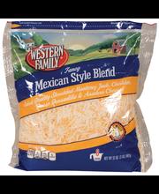 Wf Mexican Shreds