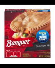 Banquet® Turkey Pot Pie 7 oz. Box