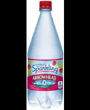Arrowhead® Sparkling Raspberry Lime Mountain Spring Water 1L ...