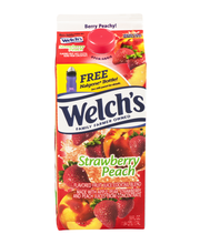 Welch's® Strawberry Peach Flavored Fruit Juice Cocktail Blend...