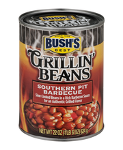 Bush's Best® Southern Pit Barbecue Grillin' Beans® 22 oz. Can
