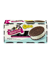 SKINNY COW Cool as Can Be Mint Low Fat Ice Cream Sandwich, 6 ...