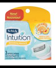 Schick® Intuition®Revitalizing Moisture Tropical 3 x 0.35 oz....