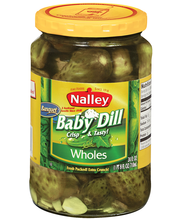 Nalley® Baby Dill Wholes Pickles 24 fl. oz. Jar