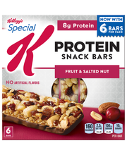 Kellogg's® Special K® Fruit & Salted Nut Protein Snack Bars 6...