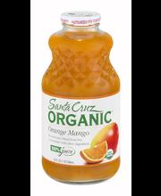 Santa Cruz Organic Orange Mango Juice
