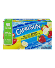 Capri Sun® Coastal Cooler Juice Drink 10-6 fl. oz. Pouches