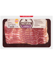Oscar Mayer Selects Natural Smoked Uncured Bacon 12 oz. Pack