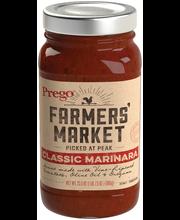 Prego® Farmers' Market Classic Marinara 23.5 oz.