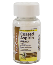 Top Care Pain Relief Aspirin T