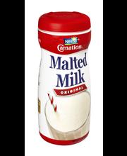 NESTLE CARNATION Original Malted Milk Mix 13 oz. Jar