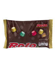 Rolo® Holiday Chewy Caramels in Milk Chocolate 11 oz. Bag