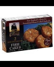 New England Cod Fish Cakes