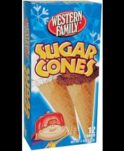 Wf Ice Cream Cone Sugar
