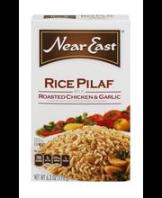 Near East® Roasted Chicken & Garlic Rice Pilaf Mix 6.3 oz. Box
