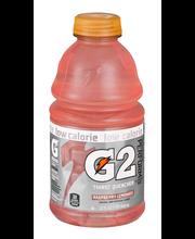 Gatorade® G2® Low Calorie Raspberry Lemonade Thirst Quencher ...