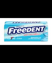 Wrigley's Freedent Gum Spearmint - 15 CT