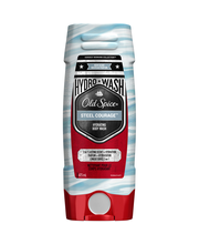 Old Spice® Hardest Working Collection™ Hydro Wash Steel Coura...