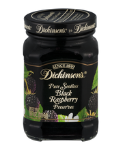 Dickinson's Pure Seedless Black Raspberry Preserves