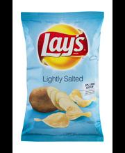 Lay's® Lightly Salted Potato Chips 7.75 oz. Bag