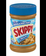Skippy® Reduced Fat Creamy Peanut Butter Spread 16.3 oz. Jar