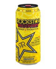 Rockstar Recovery Energy Drink Lemonade