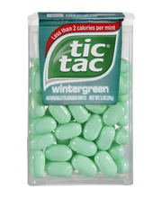 Tic Tac® Wintergreen Mints 1 oz. Tub