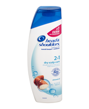 Dry Scalp Care Head and Shoulders Dry Scalp Care with Almond ...