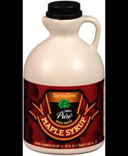 Spring Tree® 100% Pure Maple Syrup 32 fl. oz. Jug