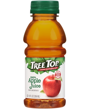 Tree Top® 100% Apple Juice 6-10 fl. oz. Bottles