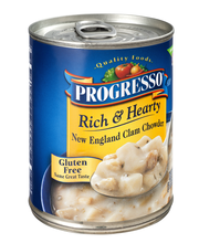 Progresso™ Rich & Hearty New England Clam Chowder Soup 18.5 o...