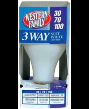 Wf 3Way Lgt Bulb 30-100