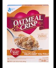 Oatmeal Crisp™ Cereal Crunchy Almond 17 oz Box