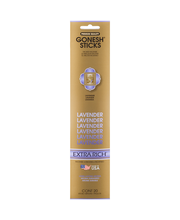 Gonesh® Extra Rich® Lavender Incense Sticks 20 ct