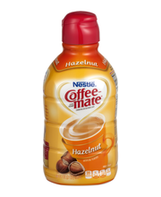 Nestle Coffeemate Hazelnut Liquid Coffee Creamer 64 fl. oz. B...