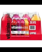 Glaceau Vitaminwater® Variety Pack 12-20 fl. oz. Bottles