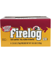 Wf Firelogs 2Hr Burn